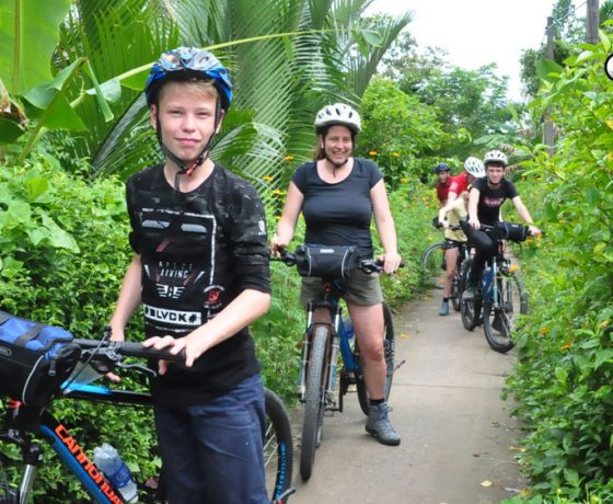 cycling saigon to phnom penh 4 days 3 560x460 - Vietnam Bicycle Tours, Mekong Bicycle Tours, Indochina Bicycle Tours